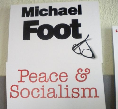 Click to view MICHAEL FOOT IN SALFORD