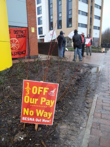 Click to view MORRISONS SALFORD PROTEST