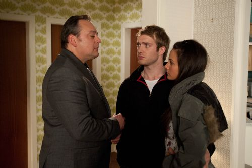 Click to view Salford Star Nigel Pivaro Plays Terry Duckworth in Coronation Street
