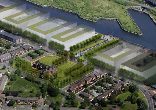 Click to view Ordsall Green Industrial Units Salford