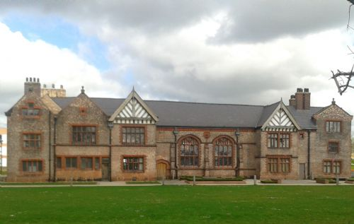 Click to view Ordsall Hall Salford