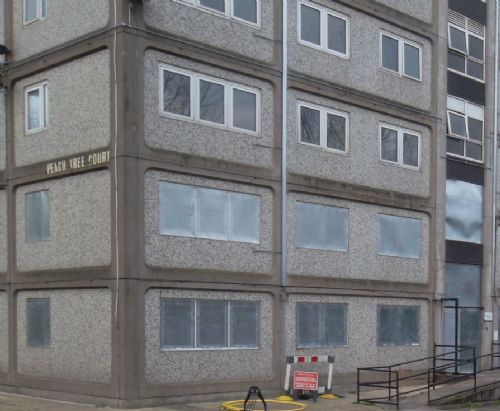 41  of salford tenants affected by bedroom tax in arrears