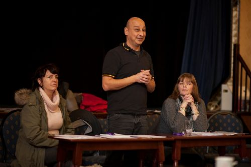 Click to view Salford Public Meeting Against Cuts To Services for Children with Disabilities