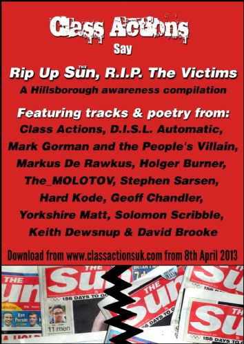 Click to view RIP Up The Sun R.I.P. The Victims