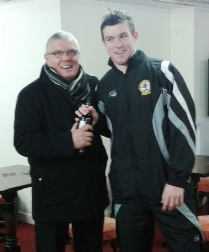 Click to view Ritchie Branagan Man of the Match