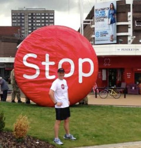 Click to view Rory Coleman Goes Stoptober