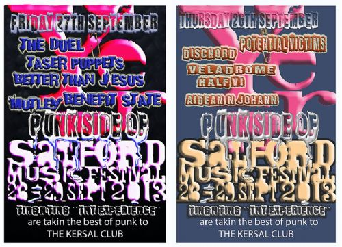 Click to view Punkiside of Salford