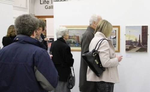 Click to view Salford Art Club Annual Exhibition 2012