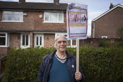 Click to view Salford Bedroom Tax Eviction Halted