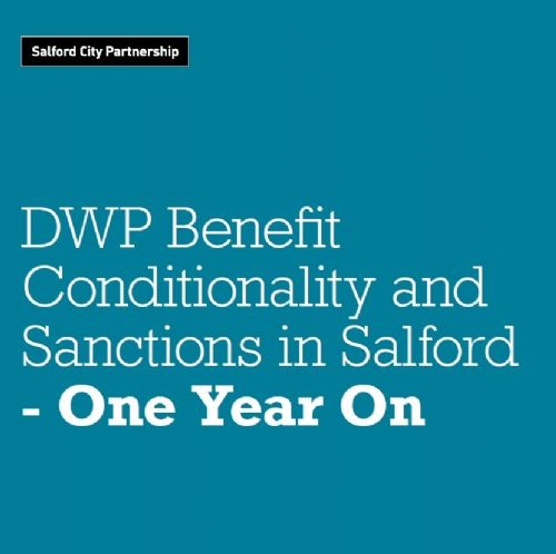 Click to view Salford Benefit Sanctions Report