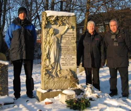 Click to view Salford Blitz Victims Remembered