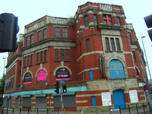 Click to view Salford Central Mission