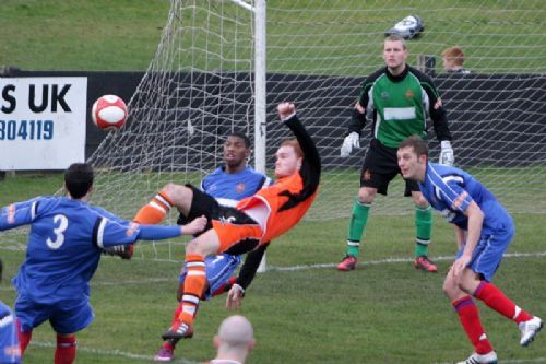 Click to view Salford City 0 Clitheroe 1