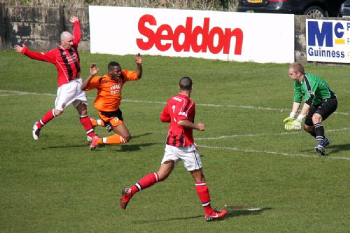 Click to view Salford City 1 Radcliffe Borough 1