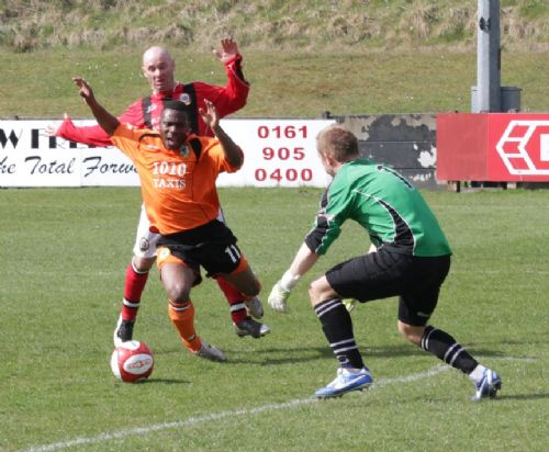 Click to view Salford City1 Radcliffe Borough 1