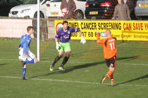 Click to view Salford City 1 Warrington Town 1