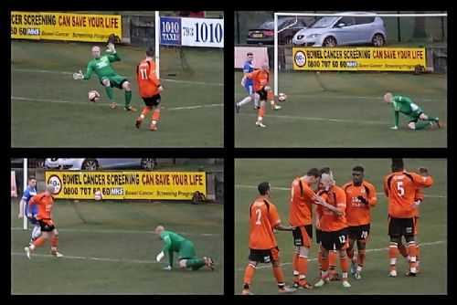 Click to view Salford City 2 Farsley 0