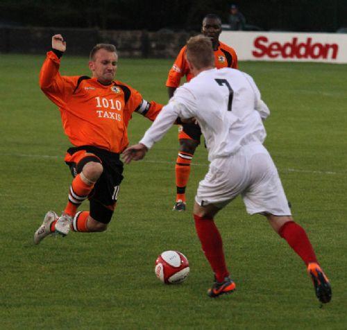 Salford City: SALFORD CITY FC DESTROY GOOLE