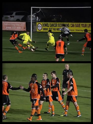 Click to view Salford City 5 Cammell Laird 0