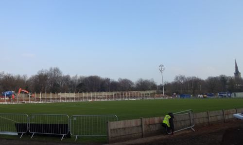 Click to view Salford City FC Moor Lane Stadium Redevelopment