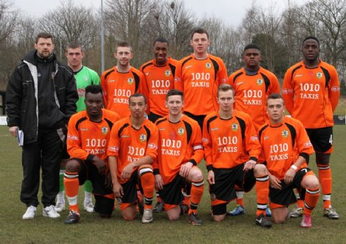 Click to view Salford City FC Team Photo