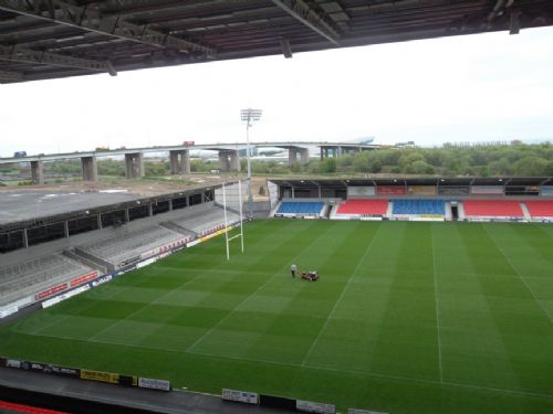 Click to view Salford City Stadium