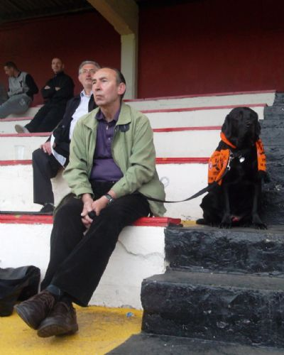 Click to view Salford City Doggie Supporter