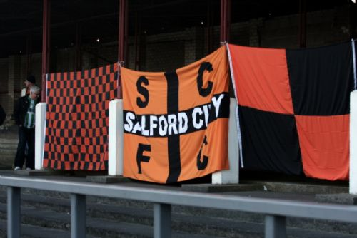 Click to view Leigh Genesis 2 Salford City 1