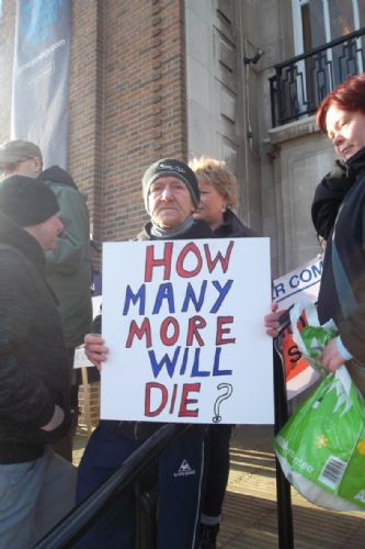 Click to view Salford Against Mental Health Service Cuts