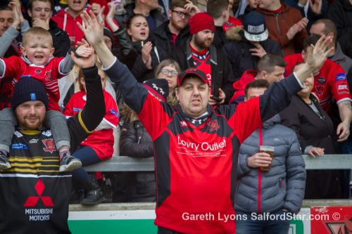Click to view Salford Red Devils 12 Leigh Centurions 6