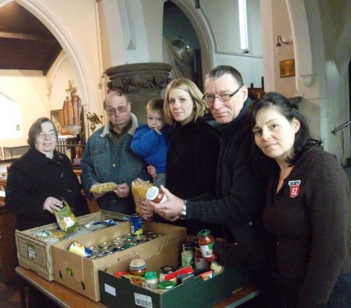 Click to view Salford Central Foodbank