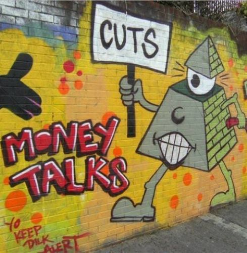 Click to view Salford Graffiti Wall