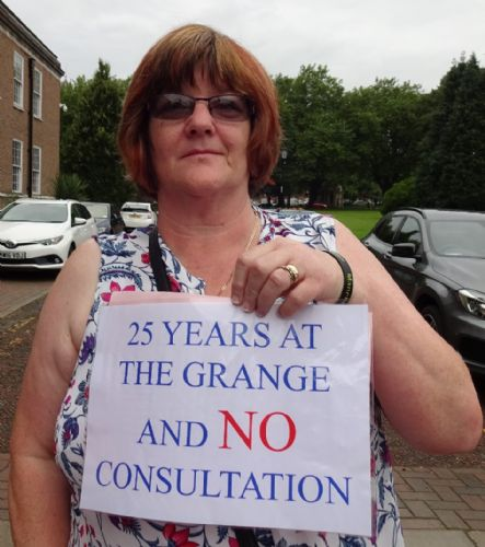 Click to view Salford Labour Council shuts The Grange disabled children's home