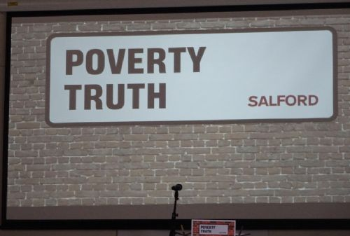 Click to view Salford Poverty Truth Commission