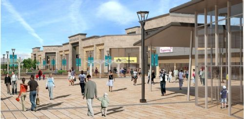 Click to view Salford Precinct Revamp