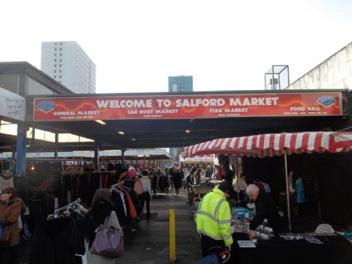 Click to view Salford Market Closure