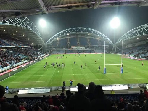 Click to view Huddersfield Giants 20 Salford Red Devils 30