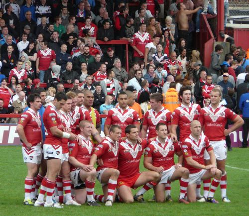 Click to view Salford Reds Willows Final Game