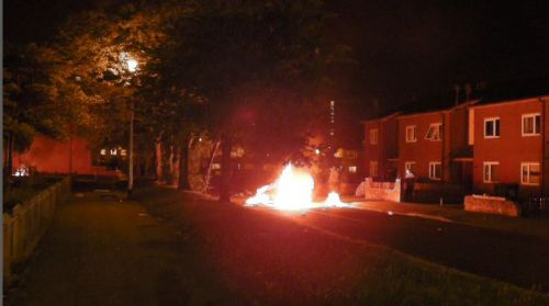 Click to view SALFORD RIOTS