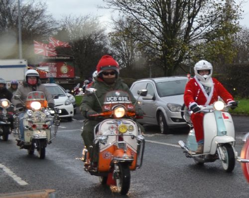 Click to view Salford Santa Ride to The Christie