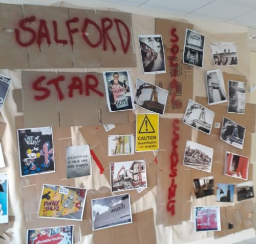 Click to view 5 Days To Save The Salford Star