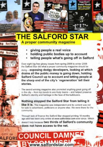 Click to view Salford Star leaflet