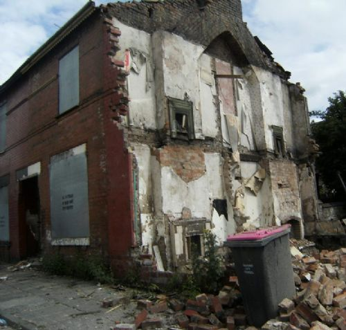 Click to view Top Streets Demolitions July 2011