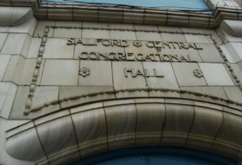 Click to view Salford Central URC Building