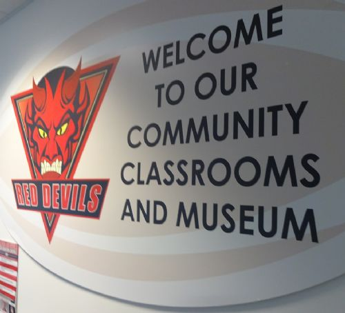 Click to view Salford Red Devils Foundation