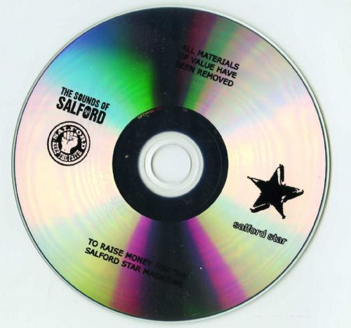 Click to view Save the Salford Star CD
