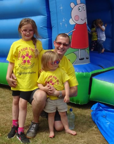 Click to view Save Salford Nurseries Fun Day