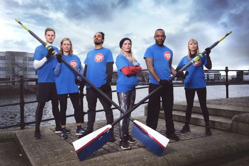 Click to view Sport Relief Clash of Channels Boat Race