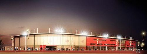 Click to view St Helen's New Stadium