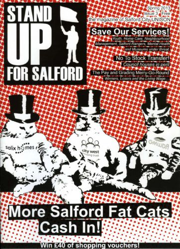 Click to view Stand Up For Salford